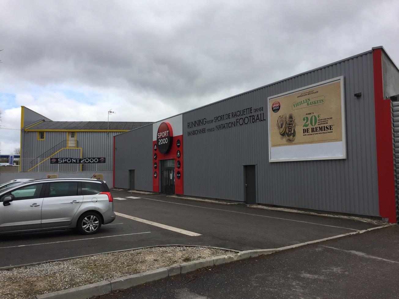 Vente Immobilier Professionnel Murs commerciaux Is-sur-Tille (21120)
