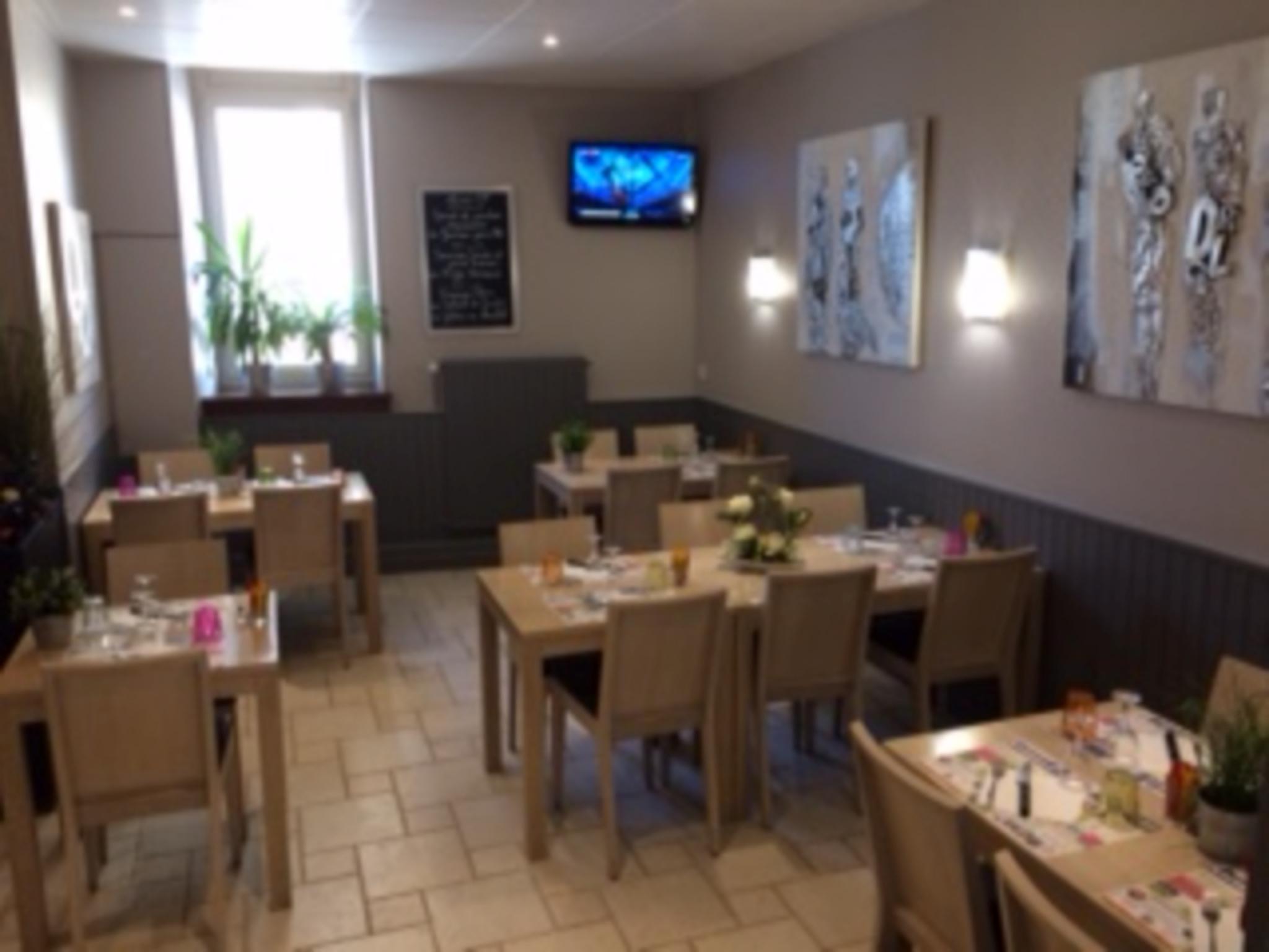 RESTAURANT PIZZERIA CHATILLON SUR SEINE - Bar Brasserie