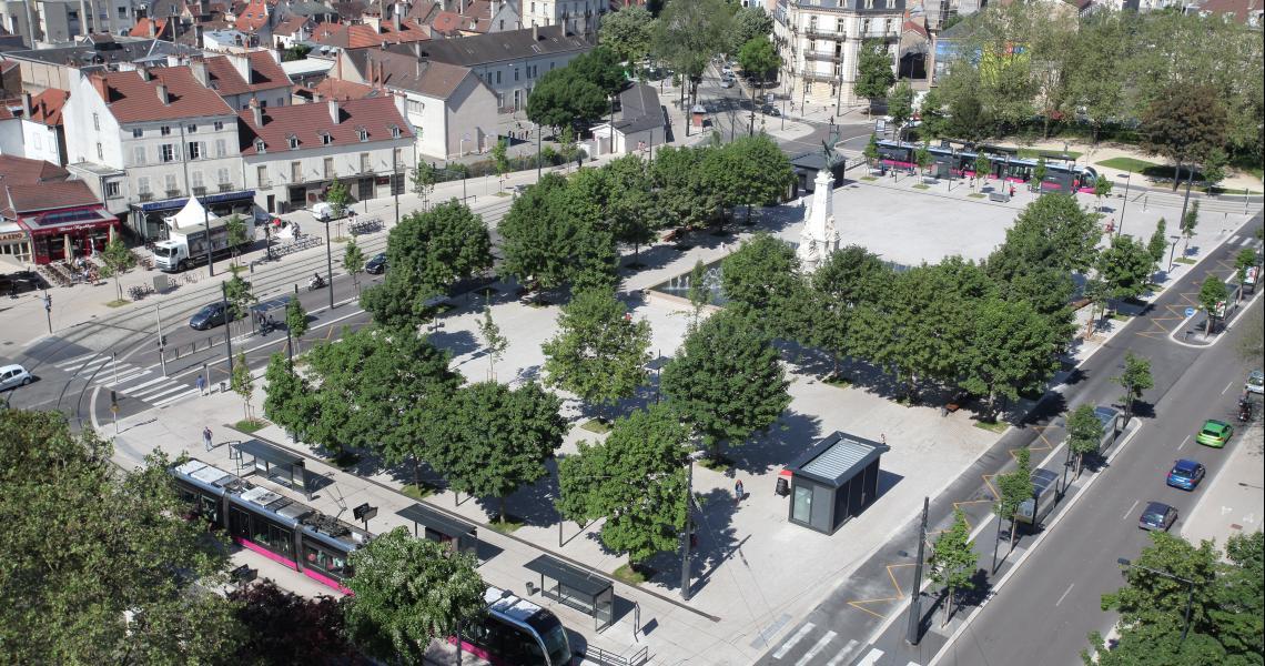 RESTAURANT PROCHE PLACE DE LA REPUBLIQUE A DIJON  - Bureau Local Entrepôt