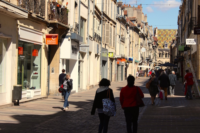 Cession de bail DIJON rue du Bourg - Bureau Local Entrepôt